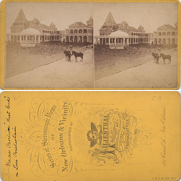 1880 West End Pavillion
