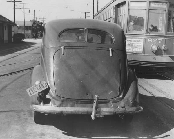 1944  West End Street Car