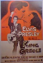 1958 - Elvis films King Creole