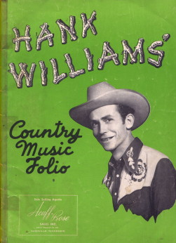 1948 - Hank Williams records On the Banks of the Old Pontchartrain
