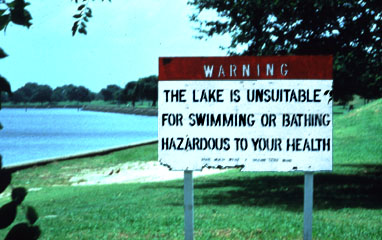 1979 No Swimming in the Lake