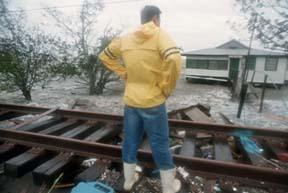 1998 - After Hurricane Georges, September 29, 1998