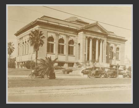 1031 St. Charles Avenue - Then THE MAIN LIBRARY