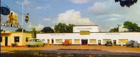 White Kitchen Highway  Louisiana