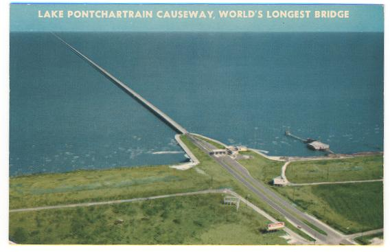 1956 The Causeway opens