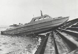 Higgins Industries designs the Eureka--prototype of the LCVP a.k.a. Higgins Boat