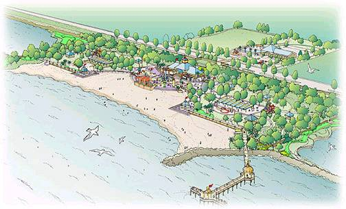 Plans to re-open Lincoln Beach