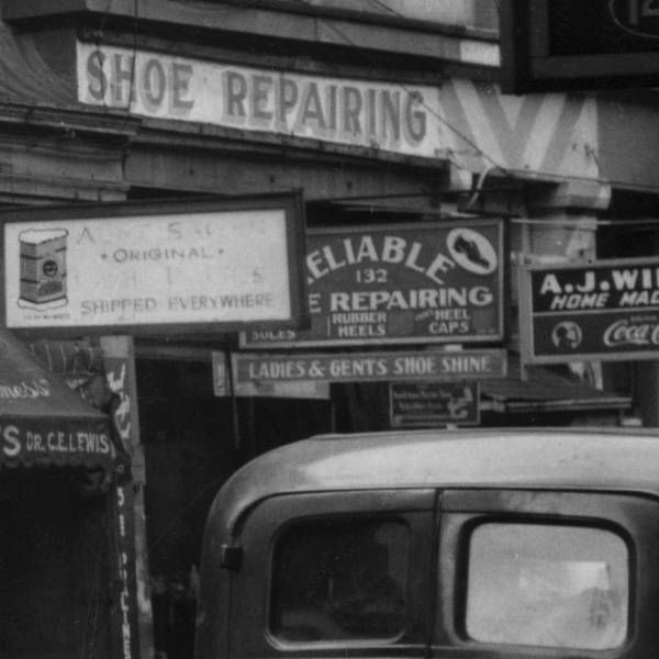 132 Royal -- Reliable Shoe Repair
